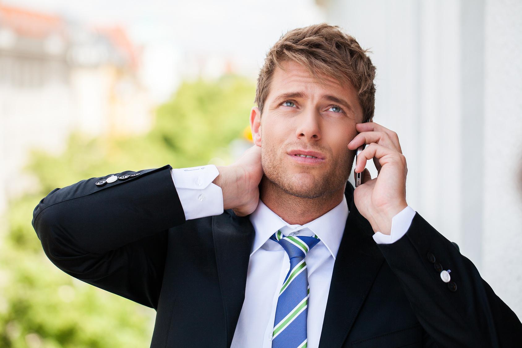 unsicher gestresst freelancer AÜG ANÜ Dienstleister